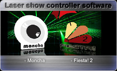 Laser Show Controller Software