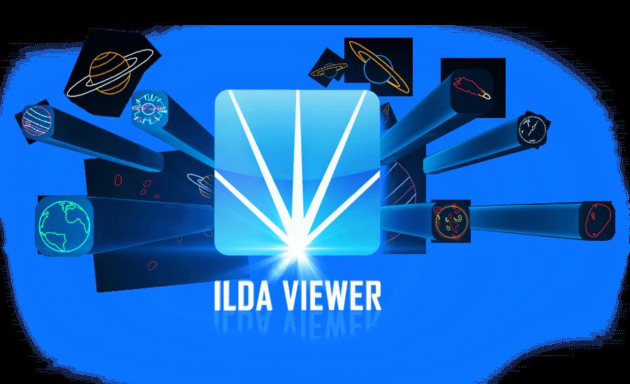 ilda viewer universe
