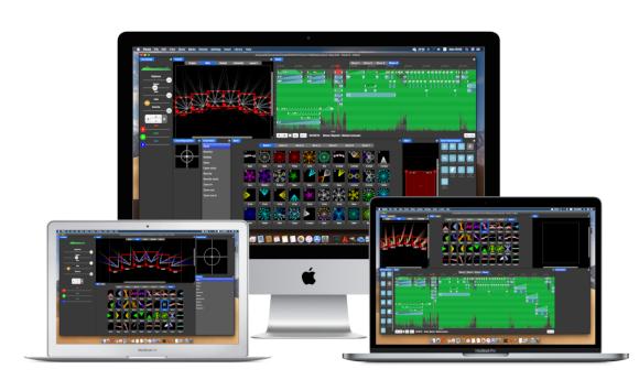 レーザーソフトウェア マック アップル mac apple