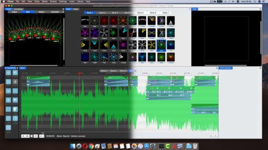 レーザーソフトウェア マック アップル mac apple ダークモード